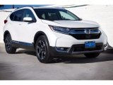 2017 White Diamond Pearl Honda CR-V Touring #118793169