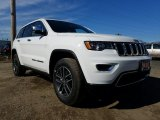 2017 Bright White Jeep Grand Cherokee Limited 4x4 #118793118