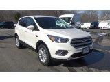2017 White Platinum Ford Escape SE 4WD #118804128