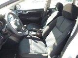 Nissan Sentra Interiors