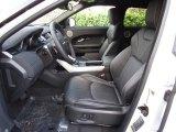 Land Rover Range Rover Evoque Interiors