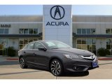 2017 Modern Steel Metallic Acura ILX Technology Plus A-Spec #118807903