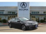 2017 Modern Steel Metallic Acura TLX V6 Advance Sedan #118807902