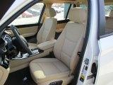 BMW X3 Interiors