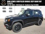 2017 Black Jeep Renegade Trailhawk 4x4 #118807956