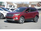 2017 Ruby Red Ford Escape SE 4WD #118807999