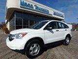 2010 Taffeta White Honda CR-V LX AWD #118808020
