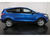 2017 Lightning Blue Ford Escape SE #118807826