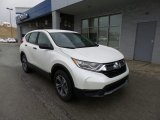 2017 White Diamond Pearl Honda CR-V LX AWD #118826463