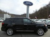 2016 Shadow Black Ford Explorer Limited 4WD #118826538