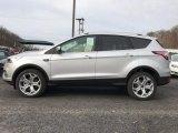 2017 Ingot Silver Ford Escape Titanium 4WD #118826536