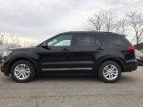 2017 Shadow Black Ford Explorer XLT #118826530