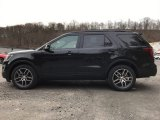 2017 Shadow Black Ford Explorer Sport 4WD #118826529