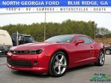 2014 Crystal Red Tintcoat Chevrolet Camaro LT Coupe #118826347