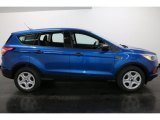 2017 Lightning Blue Ford Escape S #118826330