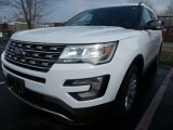 2017 Oxford White Ford Explorer XLT #118851464
