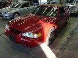 1996 Ford Mustang SVT Cobra Convertible Data, Info and Specs