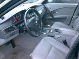 2005 BMW 5 Series Interiors