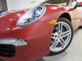 2013 Porsche 911 Amaranth Red Metallic