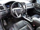 2013 Ford Explorer Interiors