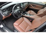 2011 BMW 5 Series Interiors