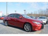 2015 Ruby Flare Pearl Toyota Camry SE #118872467