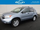 2011 Glacier Blue Metallic Honda CR-V EX 4WD #118872290