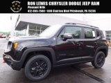 2017 Black Jeep Renegade Trailhawk 4x4 #118872565