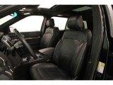 2016 Ford Explorer Platinum 4WD Ebony Black Interior