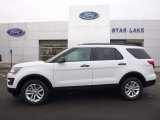 2017 Oxford White Ford Explorer 4WD #118872686