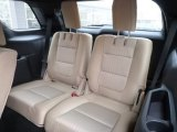 2017 Ford Explorer 4WD Rear Seat