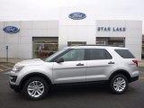 2017 Ingot Silver Ford Explorer 4WD #118872684