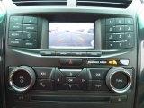 2017 Ford Explorer 4WD Controls
