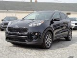 2017 Kia Sportage EX Data, Info and Specs