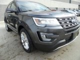 2017 Magnetic Ford Explorer Limited 4WD #118872613