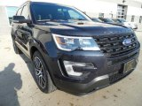 2017 Smoked Quartz Ford Explorer Sport 4WD #118872610