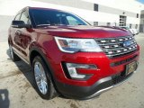 2017 Ruby Red Ford Explorer XLT 4WD #118872608