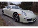 2014 Porsche 911 Anniversary Edition Geyser Gray
