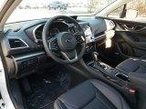 Subaru Impreza Interiors
