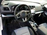 Subaru Legacy Interiors