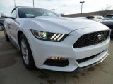 2017 Oxford White Ford Mustang V6 Convertible #118900266