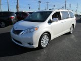 2015 Toyota Sienna XLE AWD Data, Info and Specs