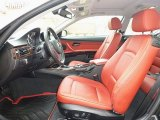 2012 BMW 3 Series Interiors