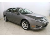 2011 Sterling Grey Metallic Ford Fusion SEL #118900281