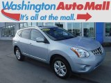 2013 Frosted Steel Nissan Rogue SV AWD #118900090