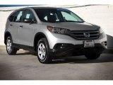 2014 Alabaster Silver Metallic Honda CR-V LX AWD #118928625