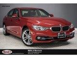 2017 Melbourne Red Metallic BMW 3 Series 330i Sedan #118928639