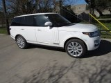 2017 Fuji White Land Rover Range Rover Supercharged #118943439