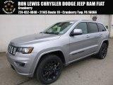 2017 Billet Silver Metallic Jeep Grand Cherokee Laredo 4x4 #118949627