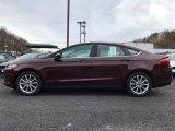 2017 Burgundy Velvet Ford Fusion SE #118949723